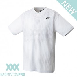 Yonex Heren Badminton Teamwear Shirt YM0026EX Wit