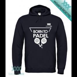Padel Hoodie Racketpro 'Born to Padel'