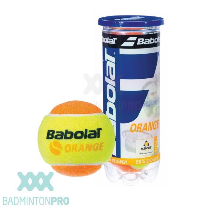 Babolat Tennisbal Oranje X3