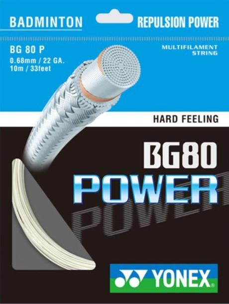 Yonex BG 80 Power  - coil 200 m