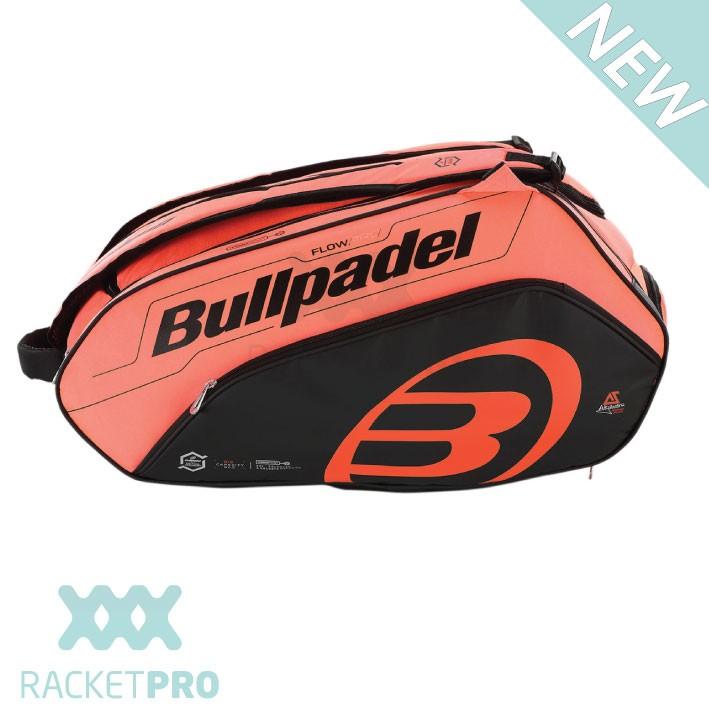 Bullpadel Padel Racket Bag Coral