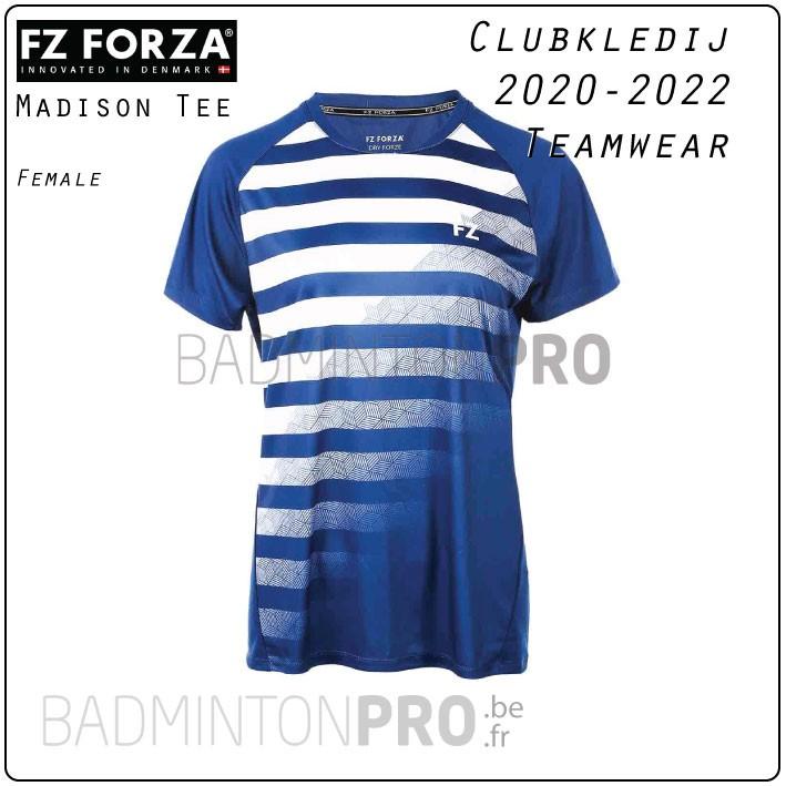 Forza Teamwear clubkledij Madison Tee