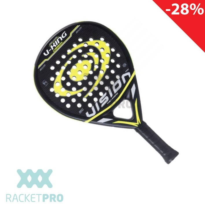 Padelracket Vision V-King