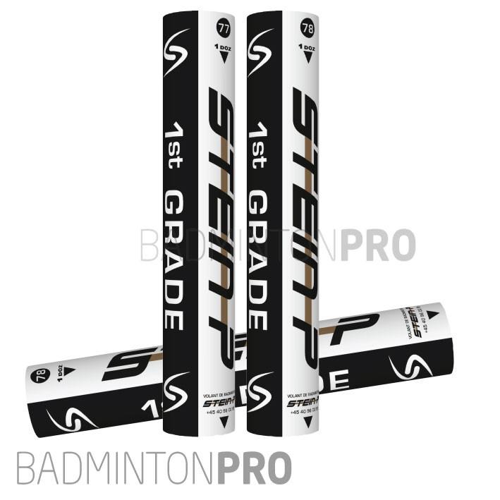Stein P Grade 1 veren badminton shuttle