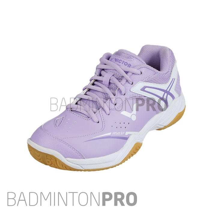 Victor A501F Paars Dames badmintonschoen