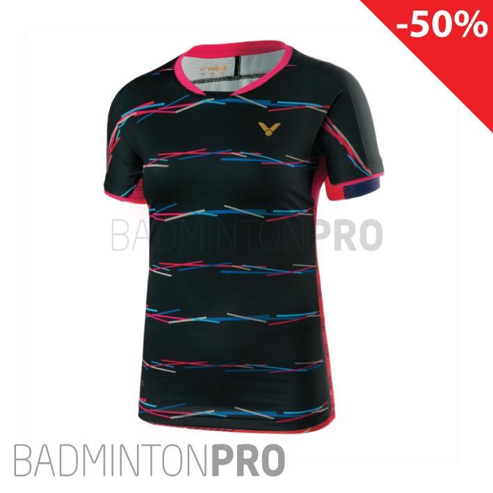 Victor Dames Shirt 6669 zwart
