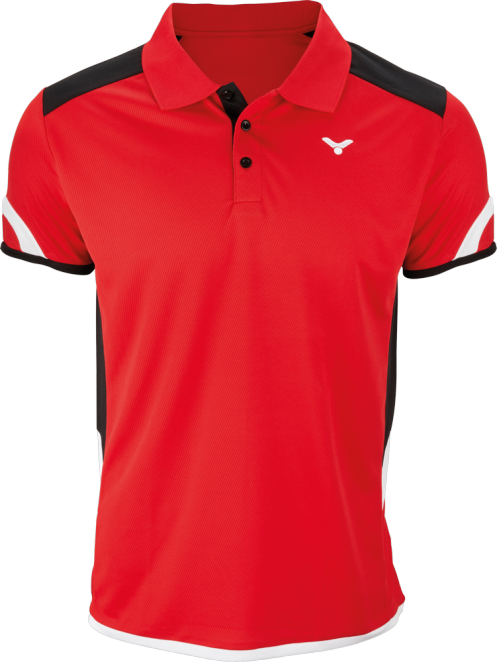 Victor Heren Polo 6727 Rood Outlet