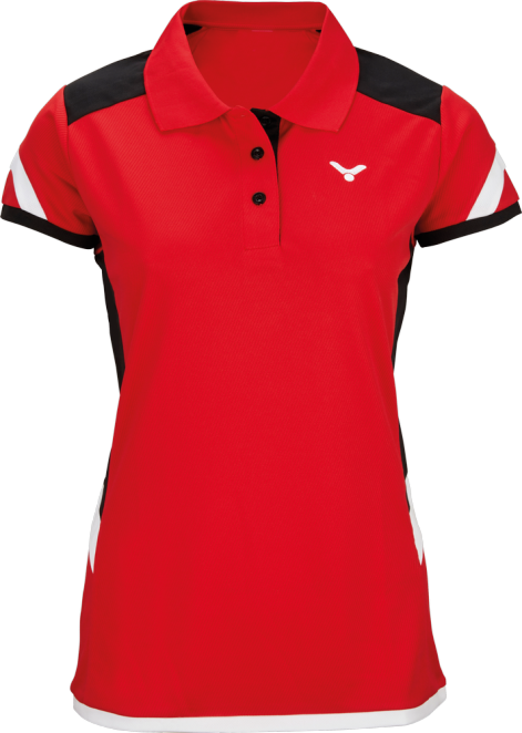 Victor Polo Function Female Red 6717 Outlet