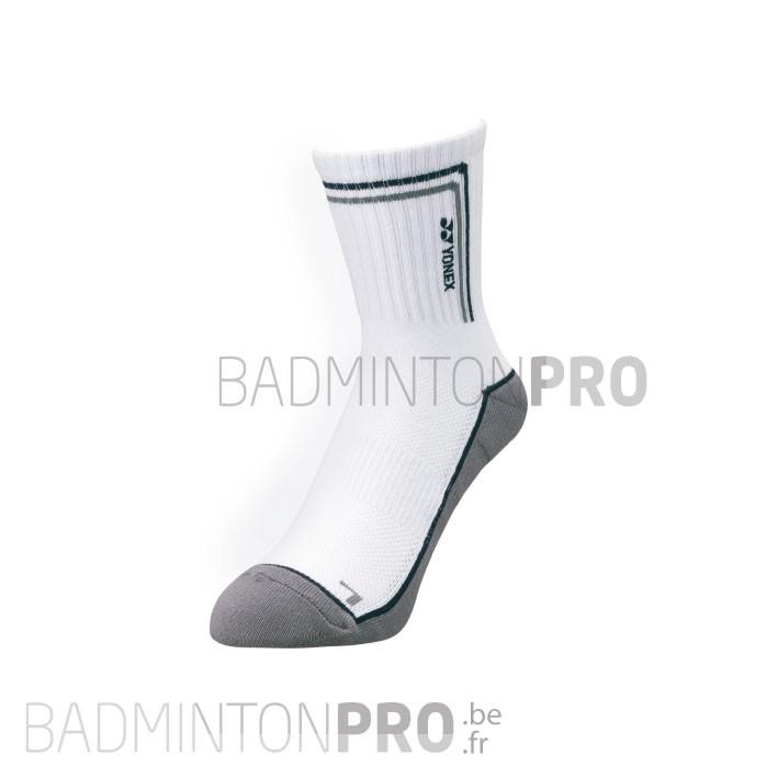Yonex Sport Sock 19118EX wit grijs