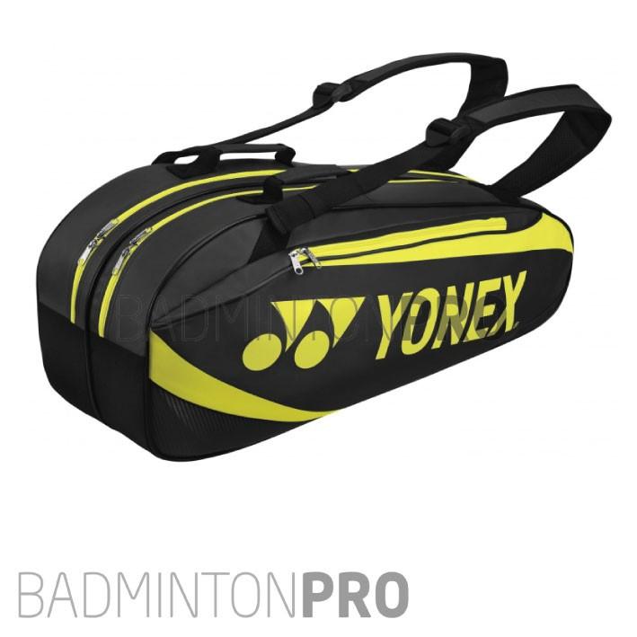 Yonex Active Racketbag 8926EX geel