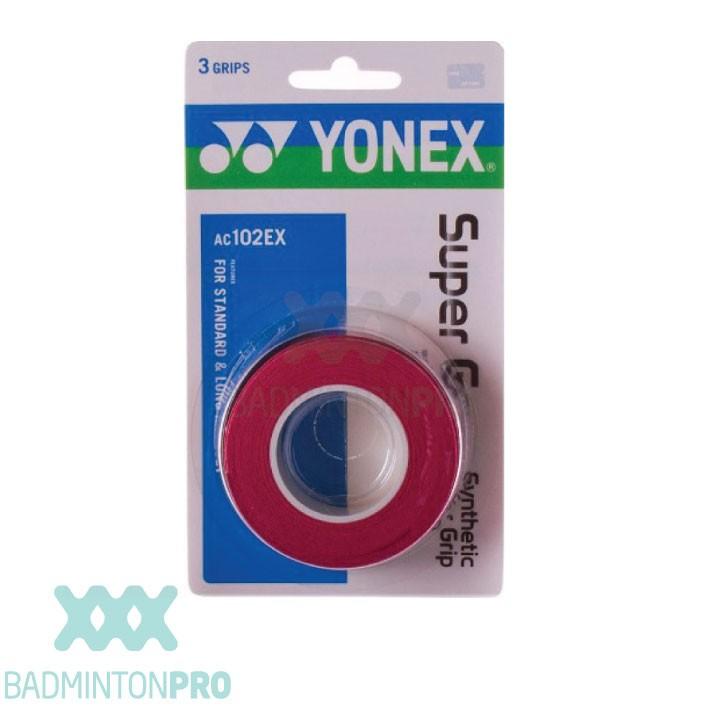 Yonex Overgrip AC102 rood