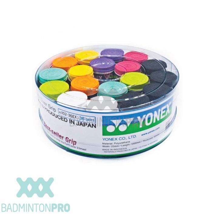Yonex Super grap - box 36 pcs