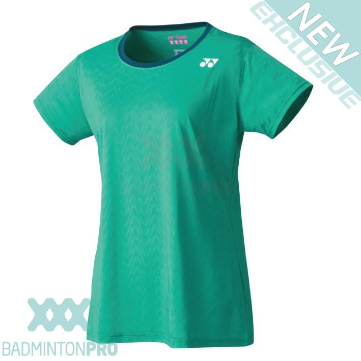 Yonex Dames Shirt 20515EX Donkergroen