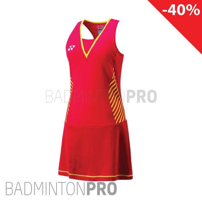 Yonex Dress 20423EX Rood