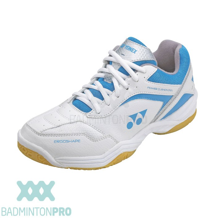 Yonex SHB33 LX wit blauw badminton schoen