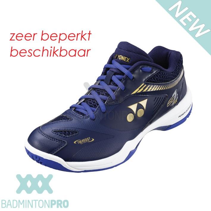 Yonex SHB65 Z2 Saphire Navy badmintonschoen
