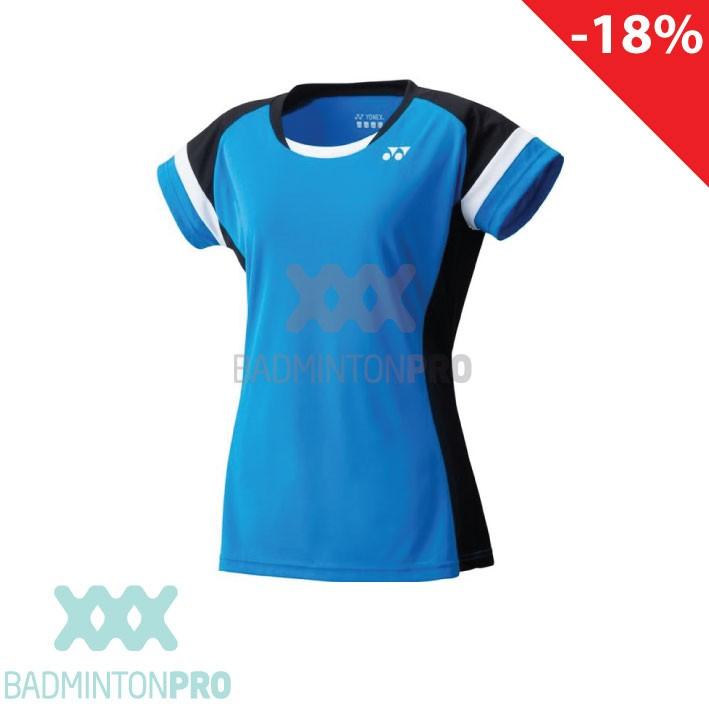 Yonex Dames Shirt YW0001EX Blauw