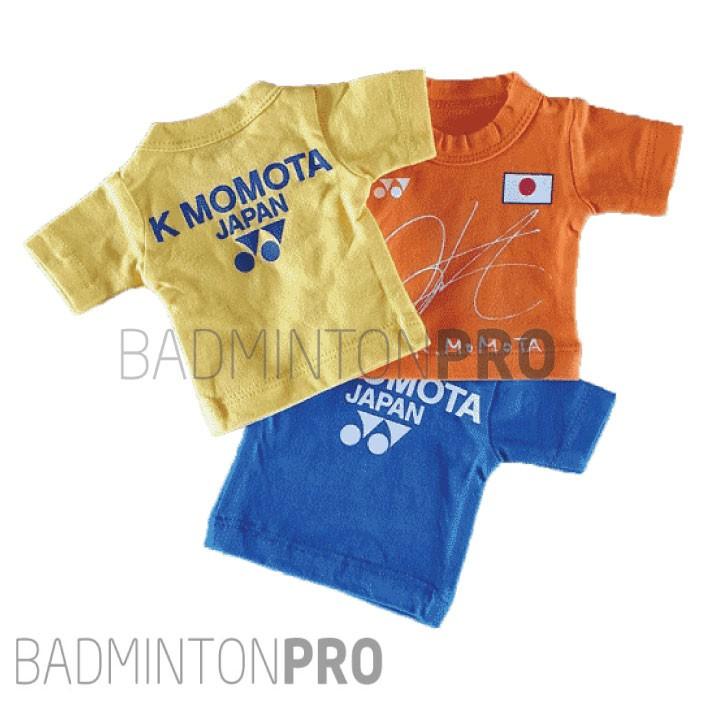 Yonex Souvenir Mini Shirt Momota - ALL