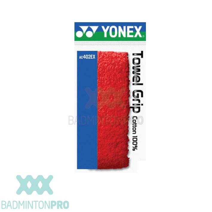 Yonex Badstrof Grip AC402 Rood