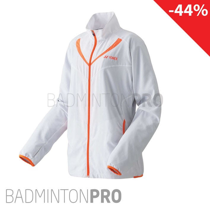 Yonex Training Tracksuit Survetement 57014EX wit blanc white