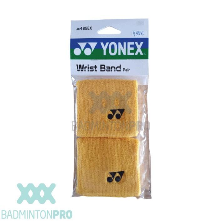 Yonex Polsband AC489 Geel